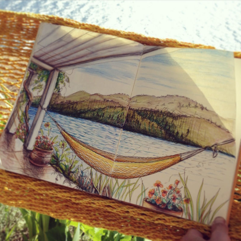 Orcas Island Sketchbook.JPG