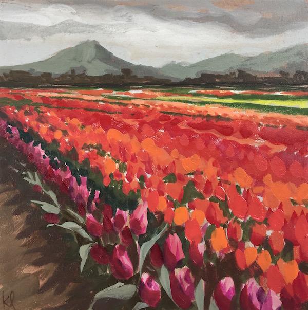 Skagit Valley Tulip Festival Art