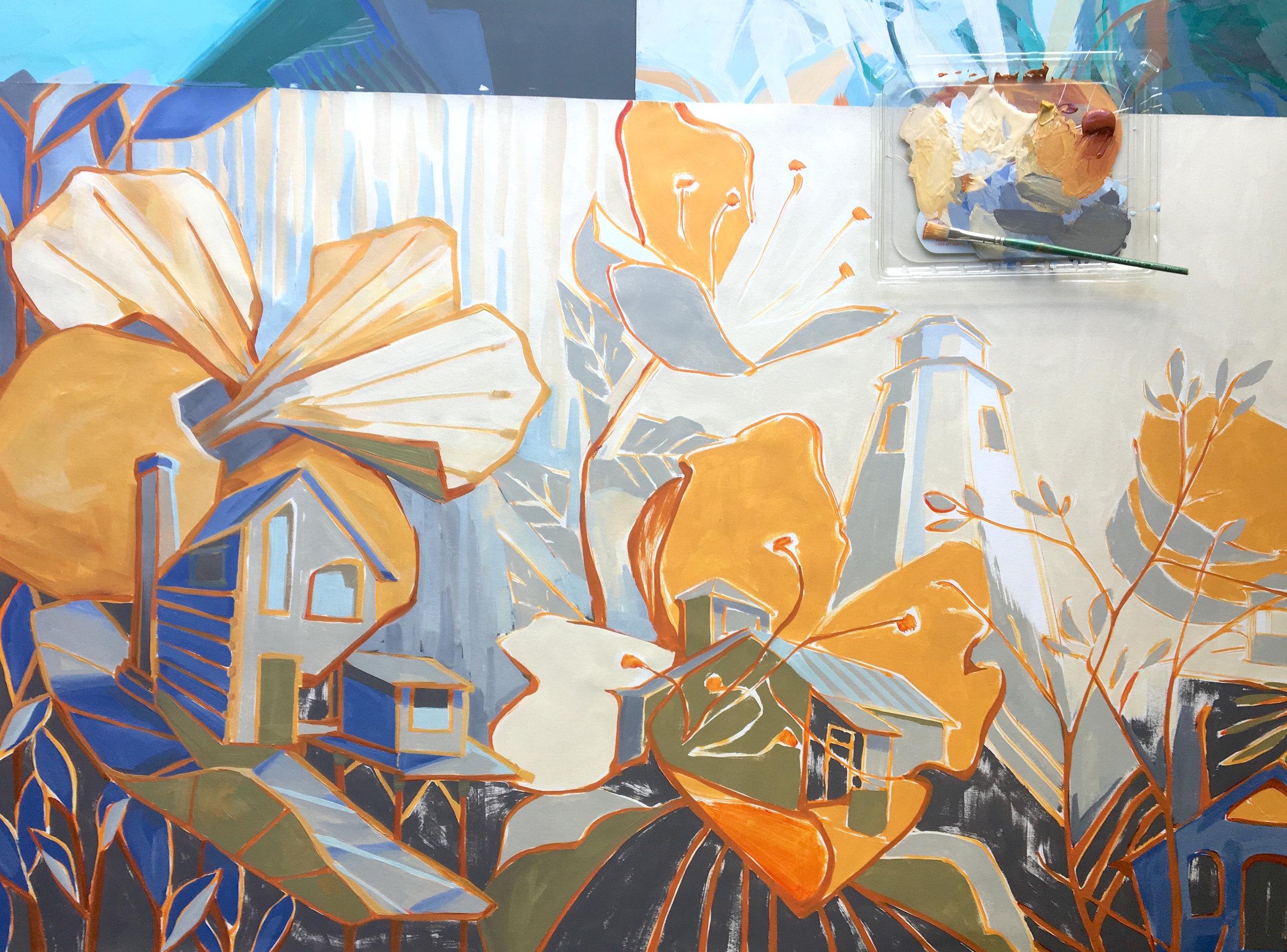 Flower House Banner In Progress.jpg