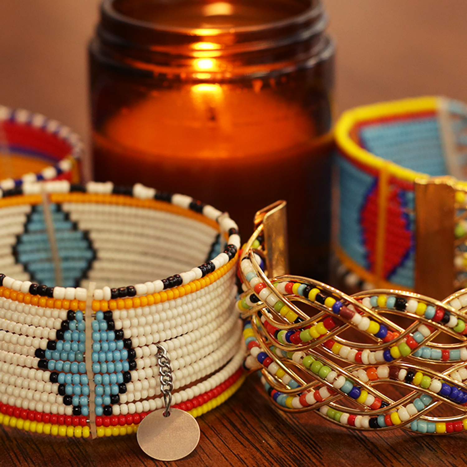Buy Jewelry for Clean Water! - Buy beaded jewelry made in Tanzania and support a clean water project that will impact thousands! (Made in Tanzania at a fair wage!)