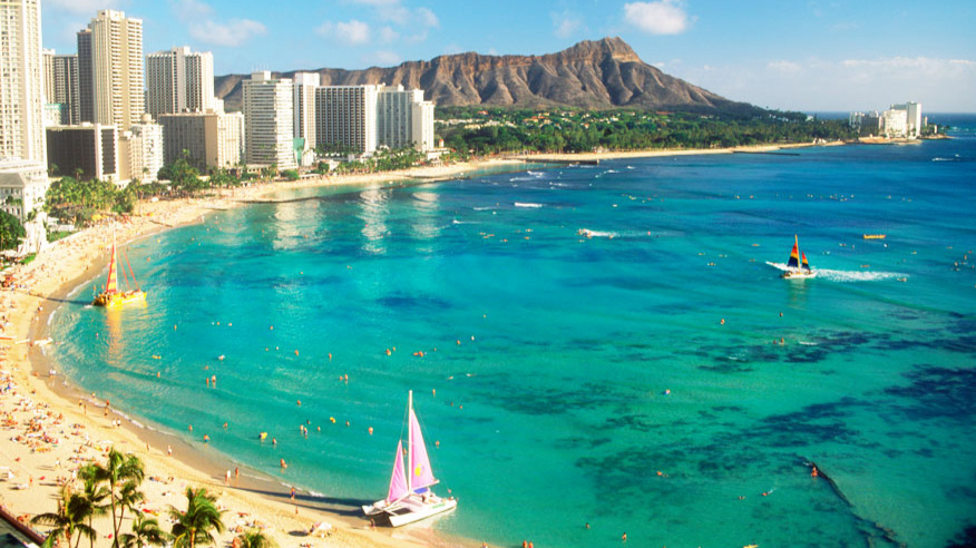 Oahu Island: Honolulu and Waikiki Beach