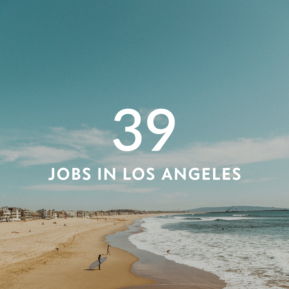 Friday recurring post - promoting location-specific jobs on the site