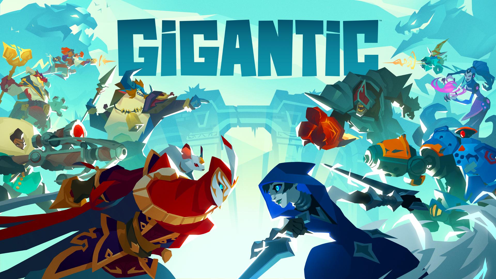 Gigantic - Key Art