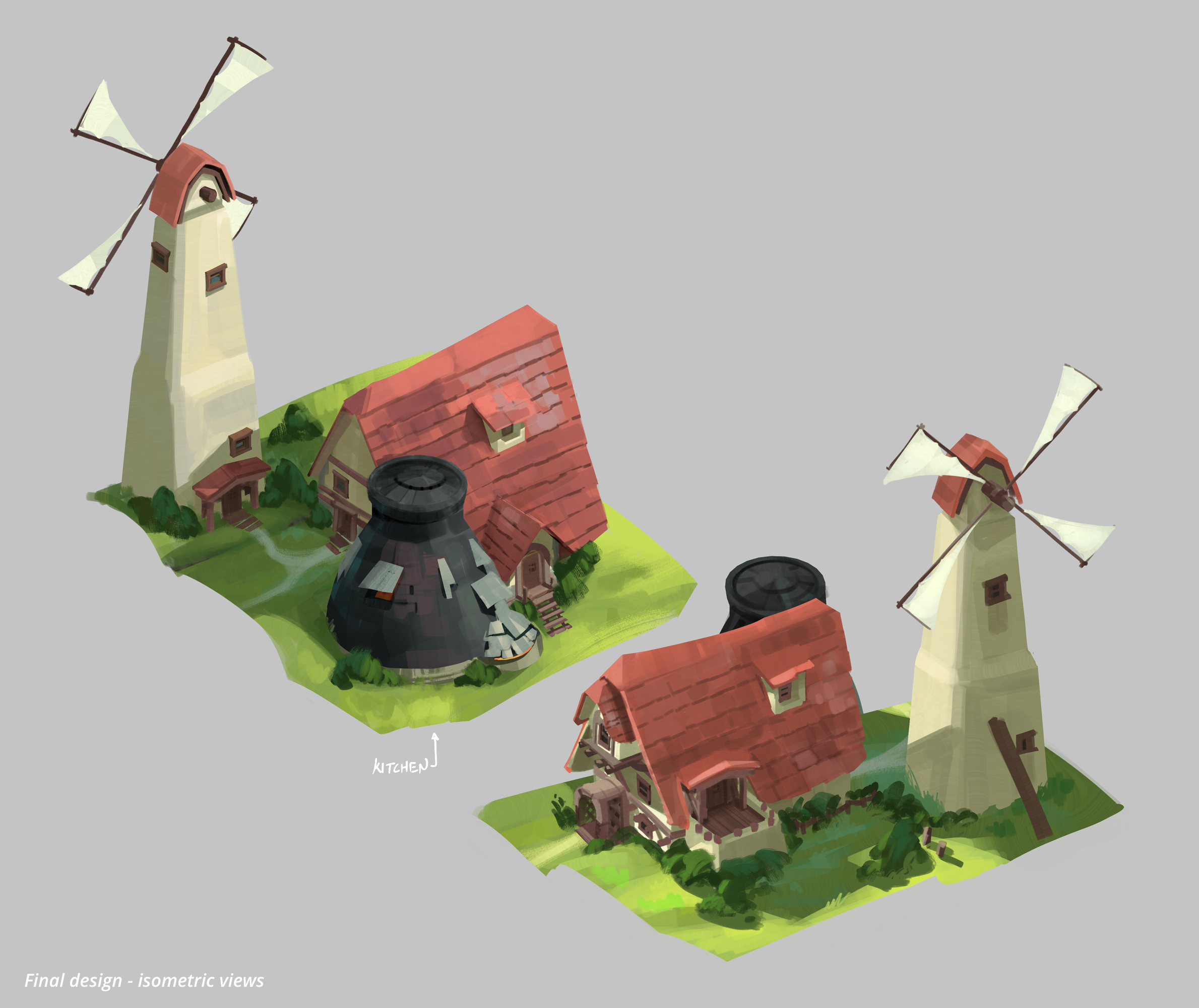 Concept Exercise - Link's House Orthographic