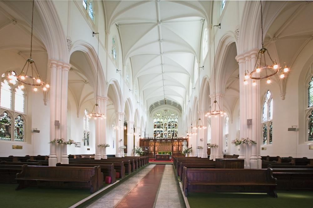 St John's in the 1990s