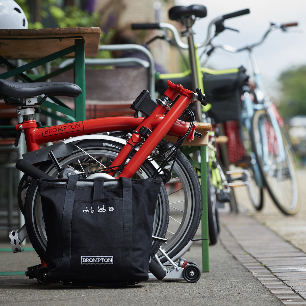 Learn about Brompton -