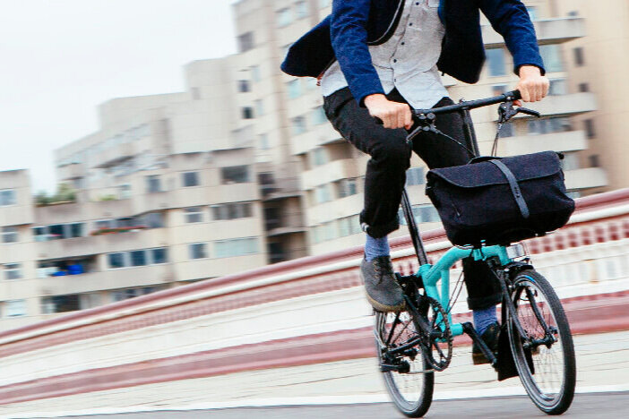- BUILD YOUR OWN BROMPTON