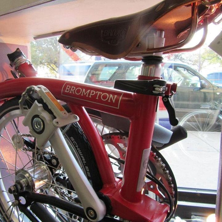Brompton Rides Reviews Cosmic Bikes