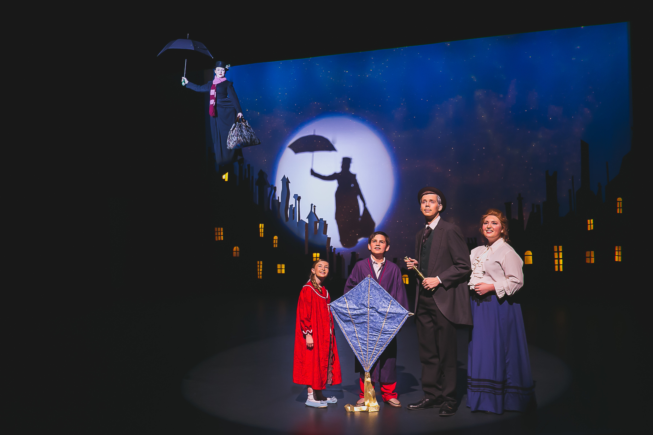 Mary Poppins - University HS - Spokane Valley, WA