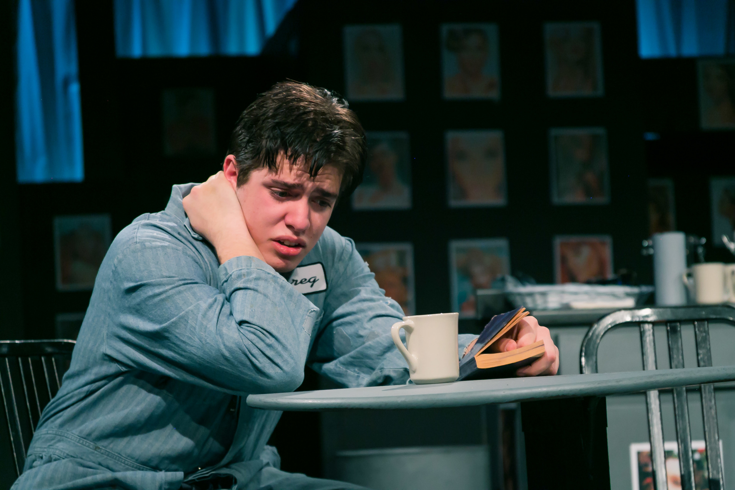 Ryan Shore in 'Reasons to be Pretty'