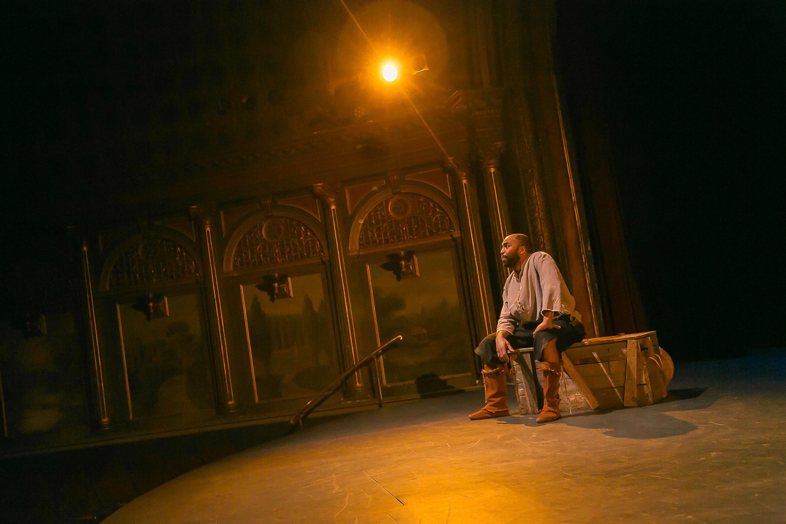 David Casteal in 'York'