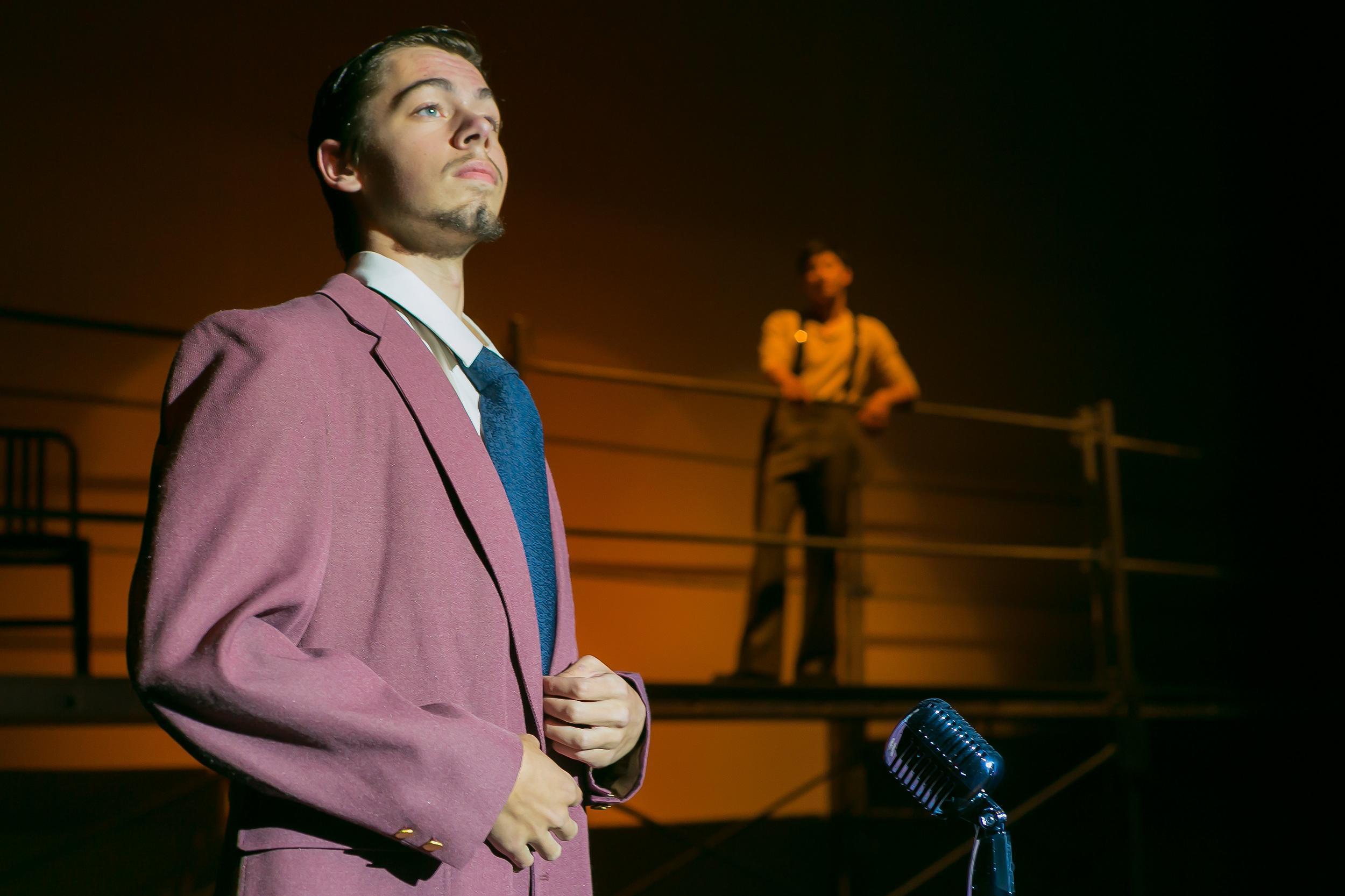 Robbie Devenish as Migaldi