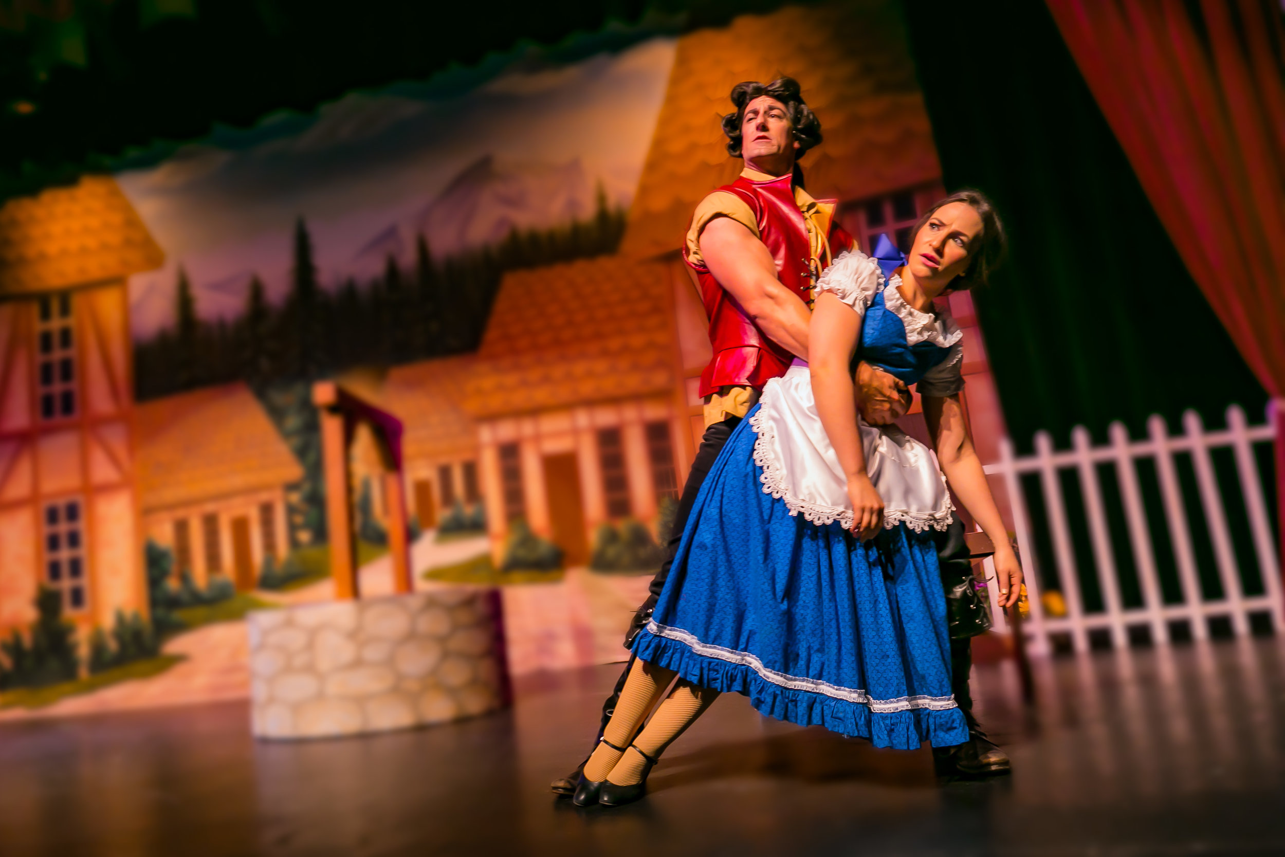 Disney's Beauty and the Beast - The Playhouse SA
