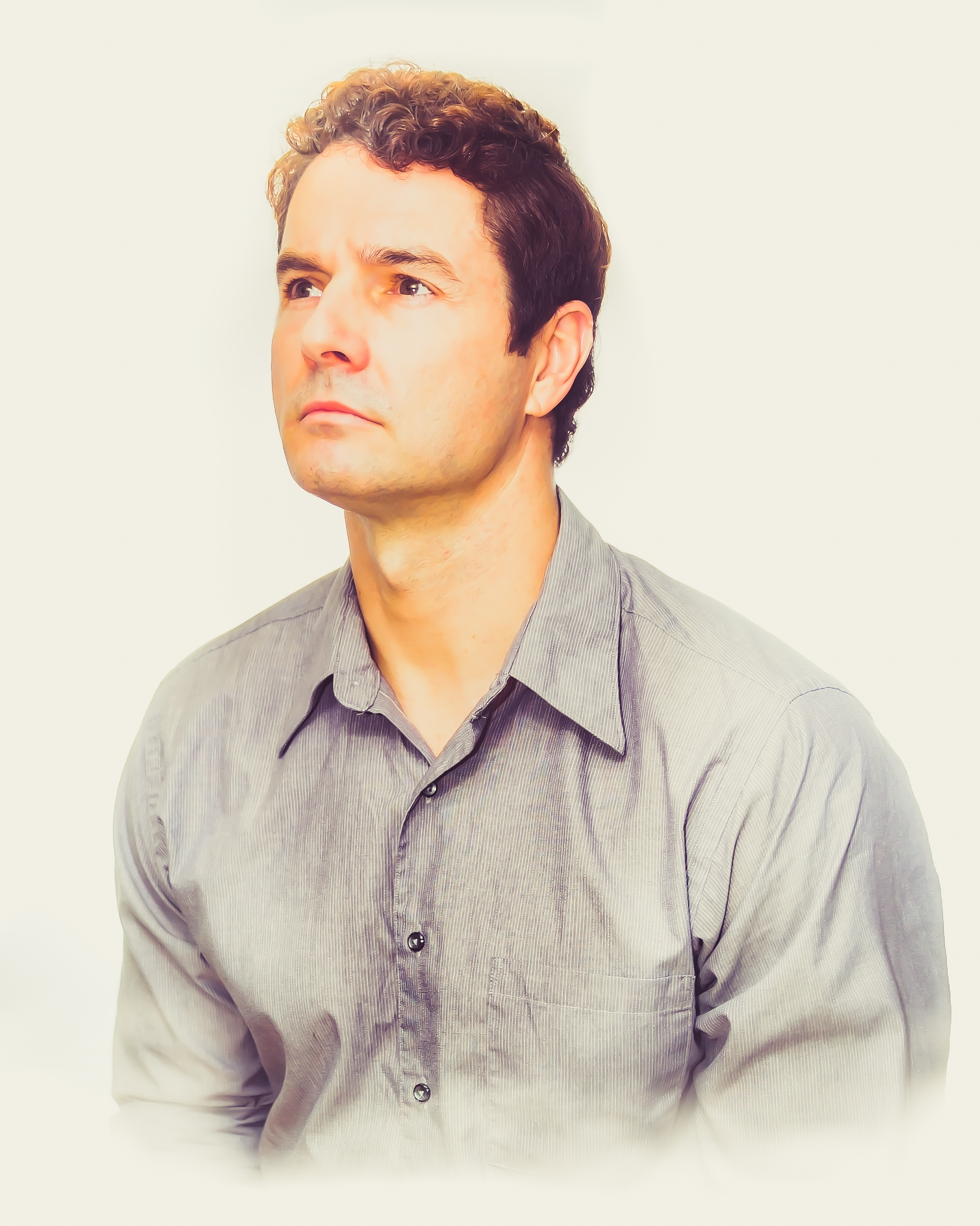 Jeff Jeffers in 'Constellations'