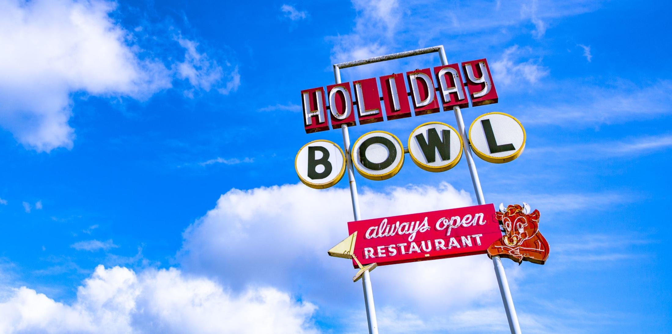 Holiday Bowl - Hayward, Ca