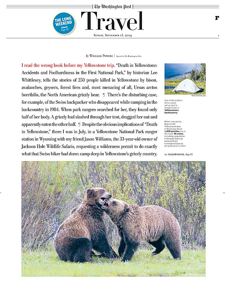 Washington Post Sept 2009cover.jpg