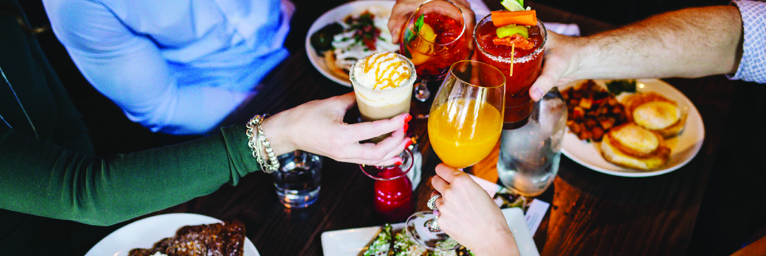 Join Us For Weekend Brunch