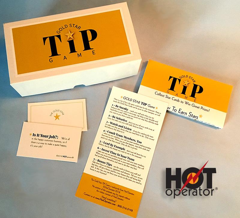 HotOperator Server Training Game