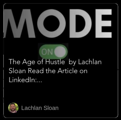 Age of Hustle