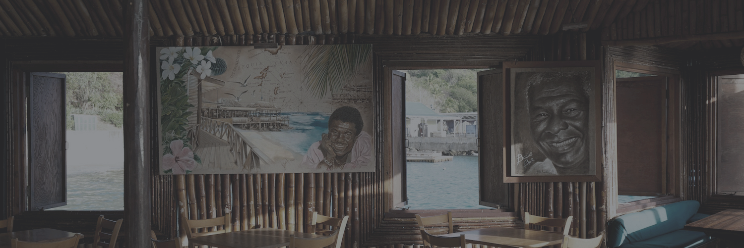 PHOTO: BASIL'S BAR |COURTESY OF THE MUSTIQUE COMPANY