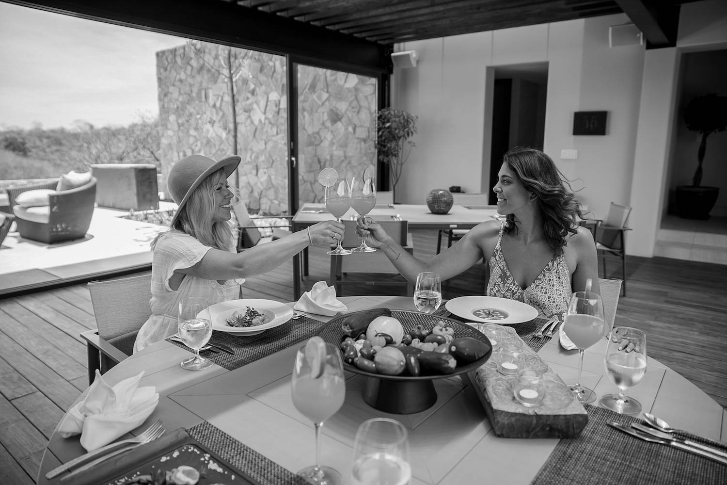 WANDER WELL - In an exclusive interview, Wander Well's co-founders Cait Fraser &Vitina Blumenthal tell us the story behind Wander Well, give us the scoop on their favorite wellness hotels around the world, and clue us in on what's next in wellness travel...