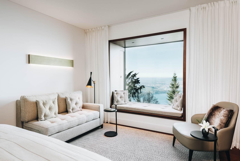 BÜRGENSTOCK HOTEL   © Bürgenstock Hotels AG