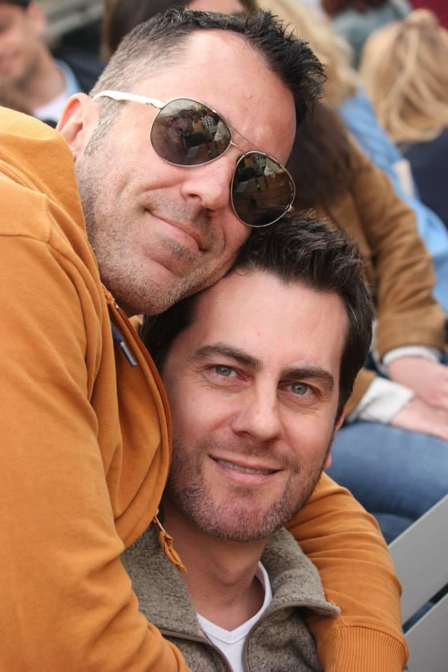 Kent and Michael, our Parisian expat correspondents