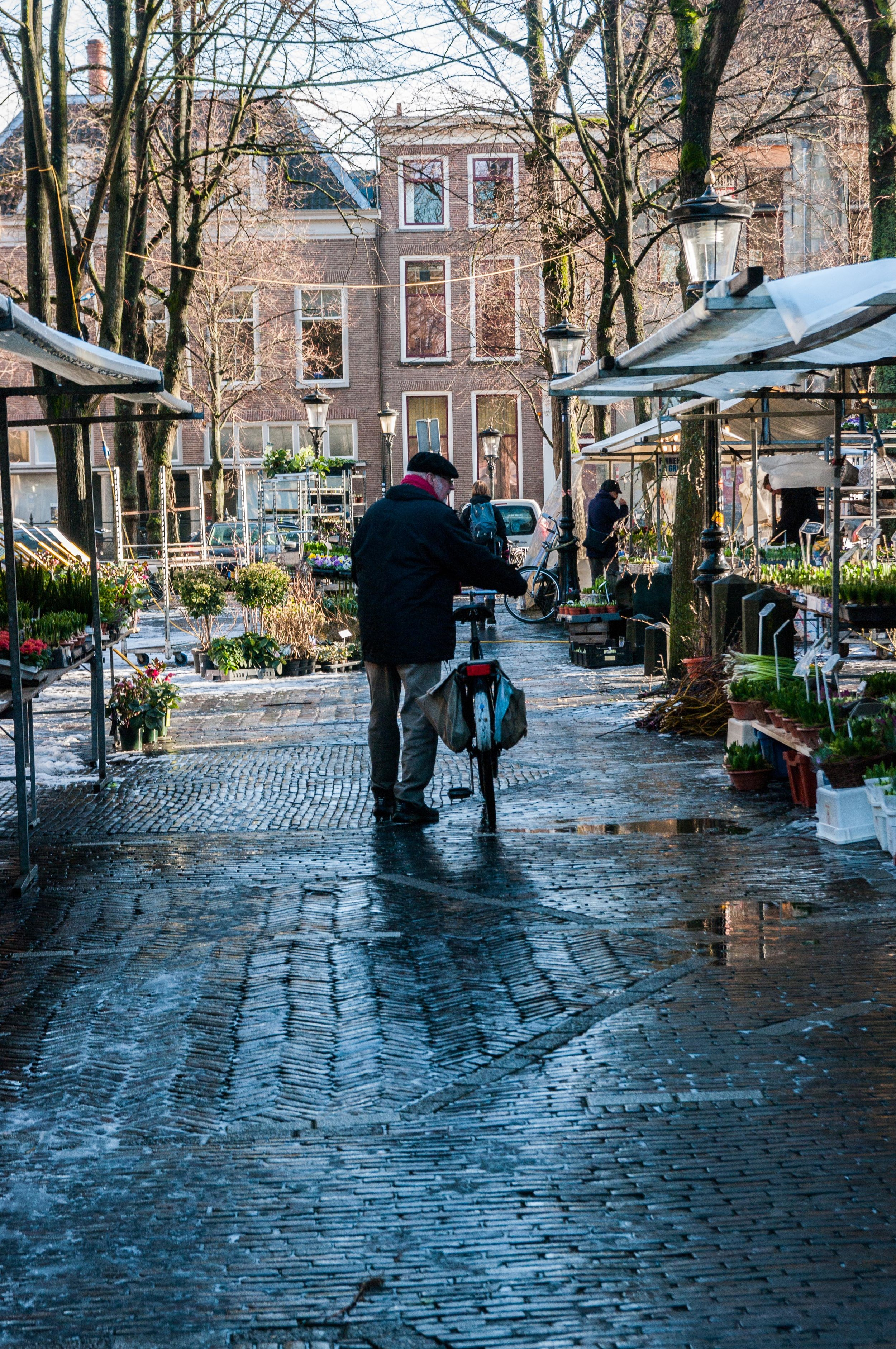 Utrecht is a day trip destination from Amsterdam and Den Haag