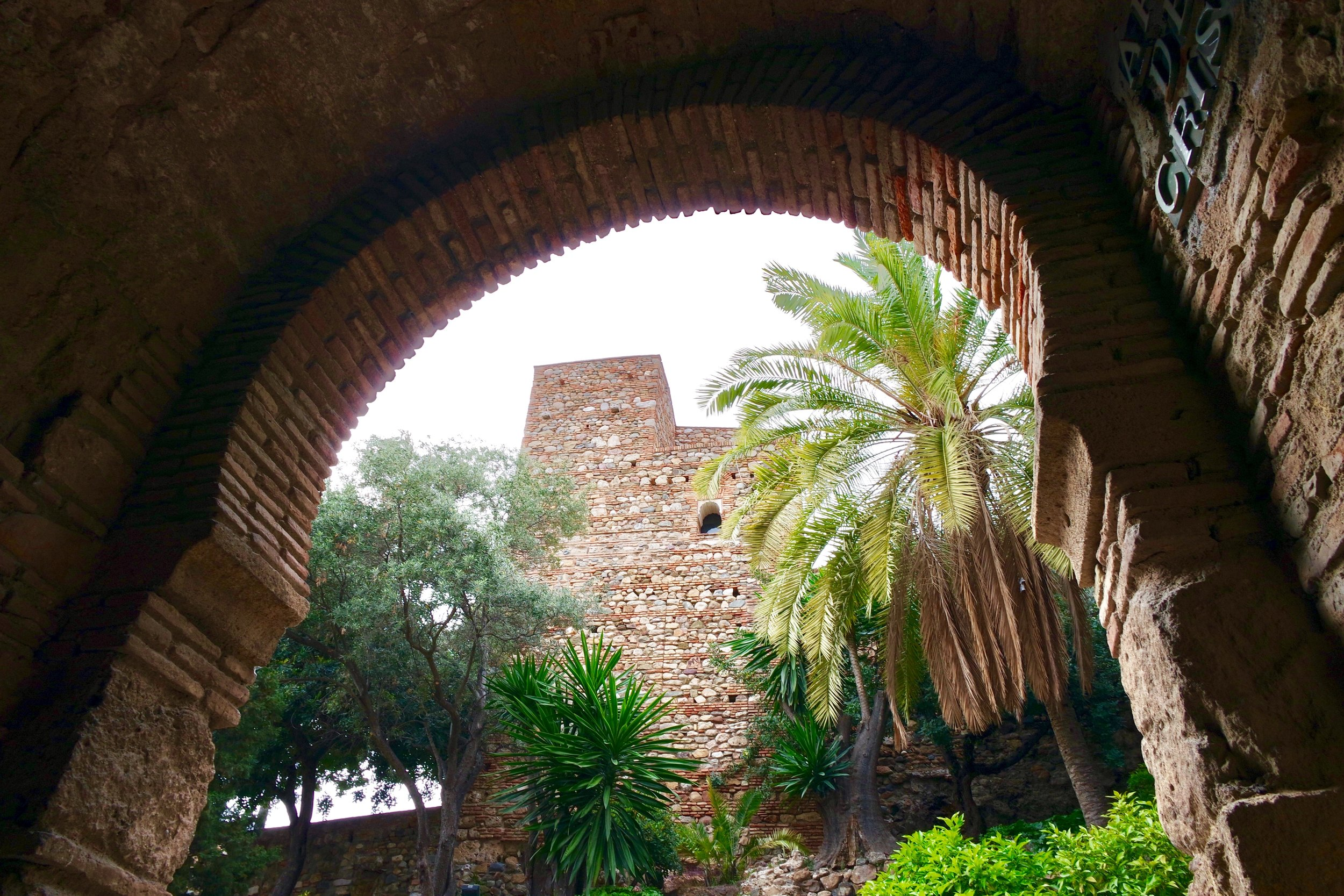 While shopping and eating your way through Málaga's city center, be sure to visit the Alcazaba