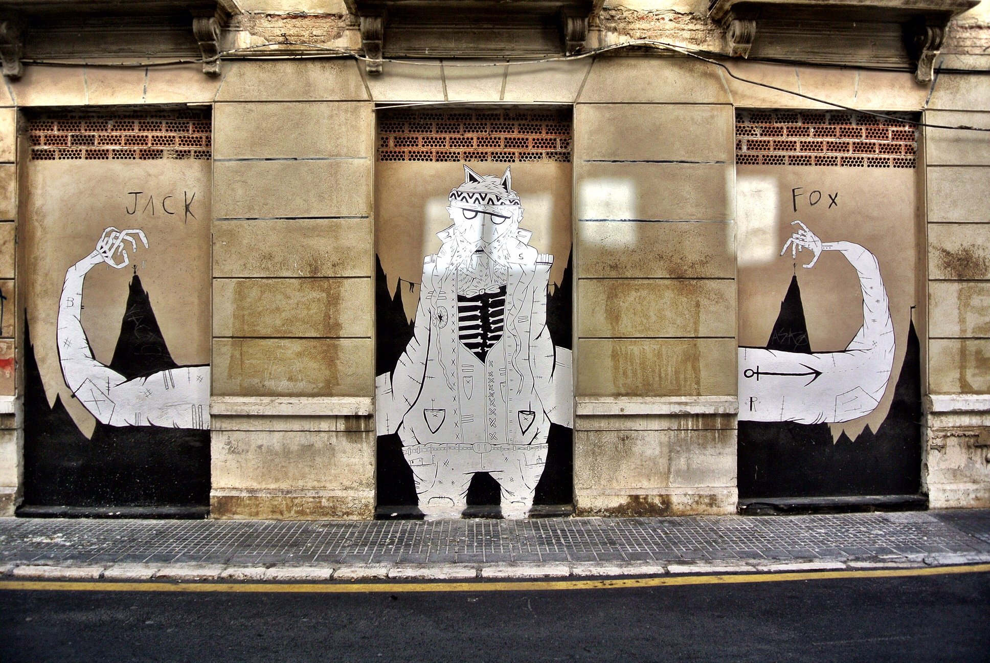 Devote an hour or so to explore (and photograph) the street art scene in Málaga