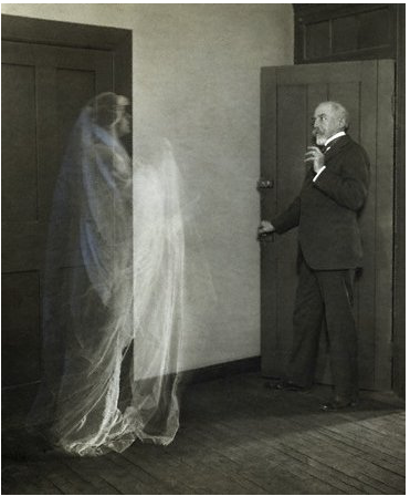 Encountering a ghost? Don't panic — we've got you covered