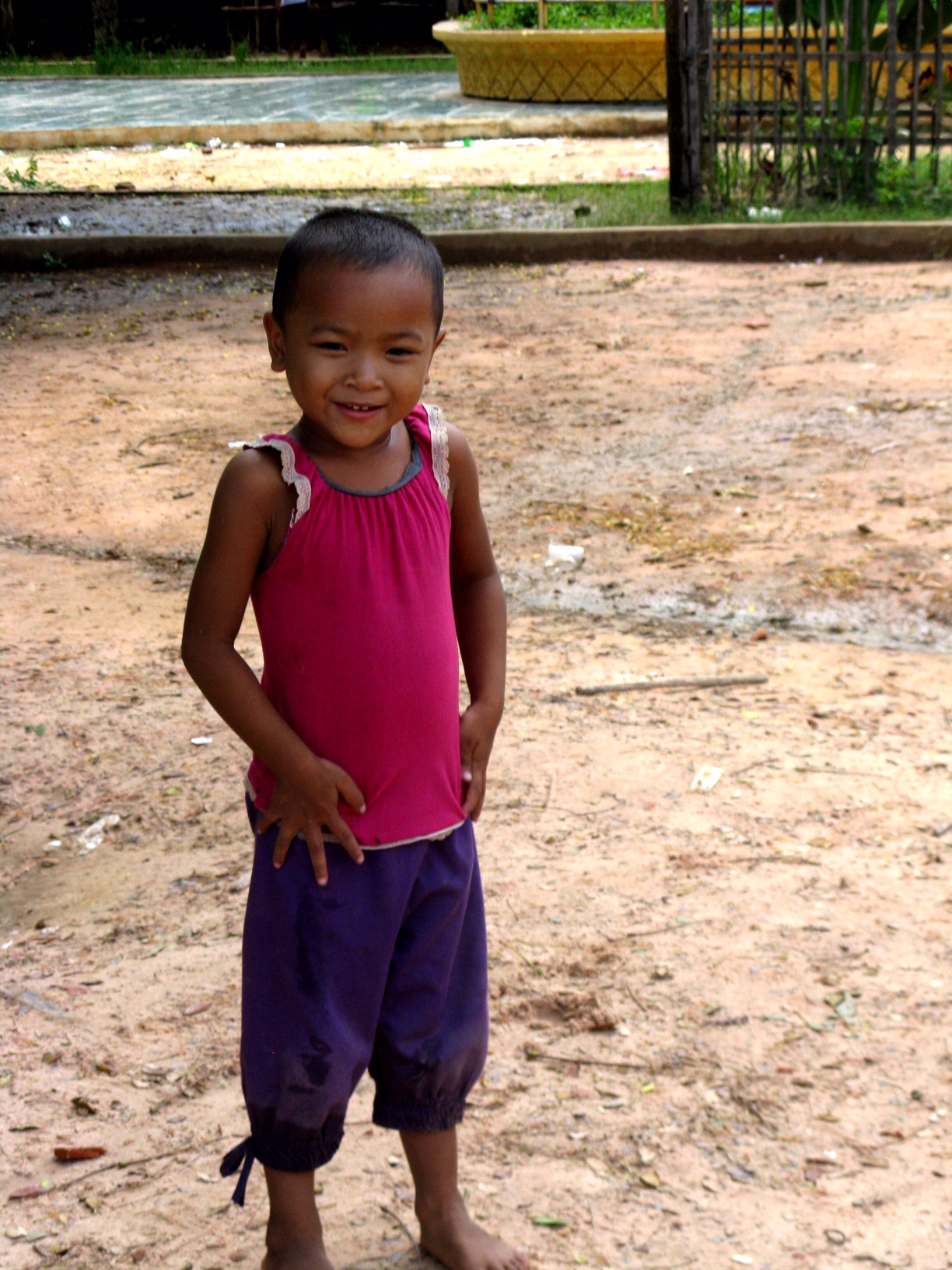 This fiesty little firecracker was our favorite villager. She was so full of life and followed us all over the island