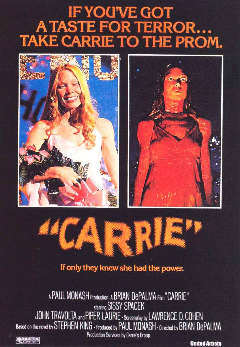 The horror flick  Carrie  demonstrates that you never want to piss off a telepath