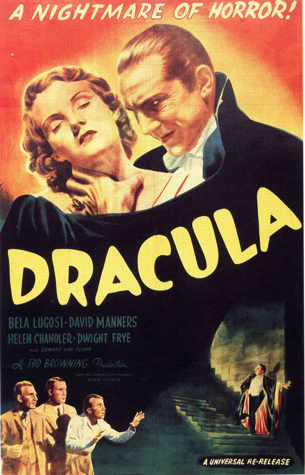 We can thank Bram Stoker and Bela Lugasi for our modern-day versions of vampire lore