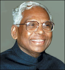 K.R. Narayanan, the first Dalit president in India — and hopefully not the last