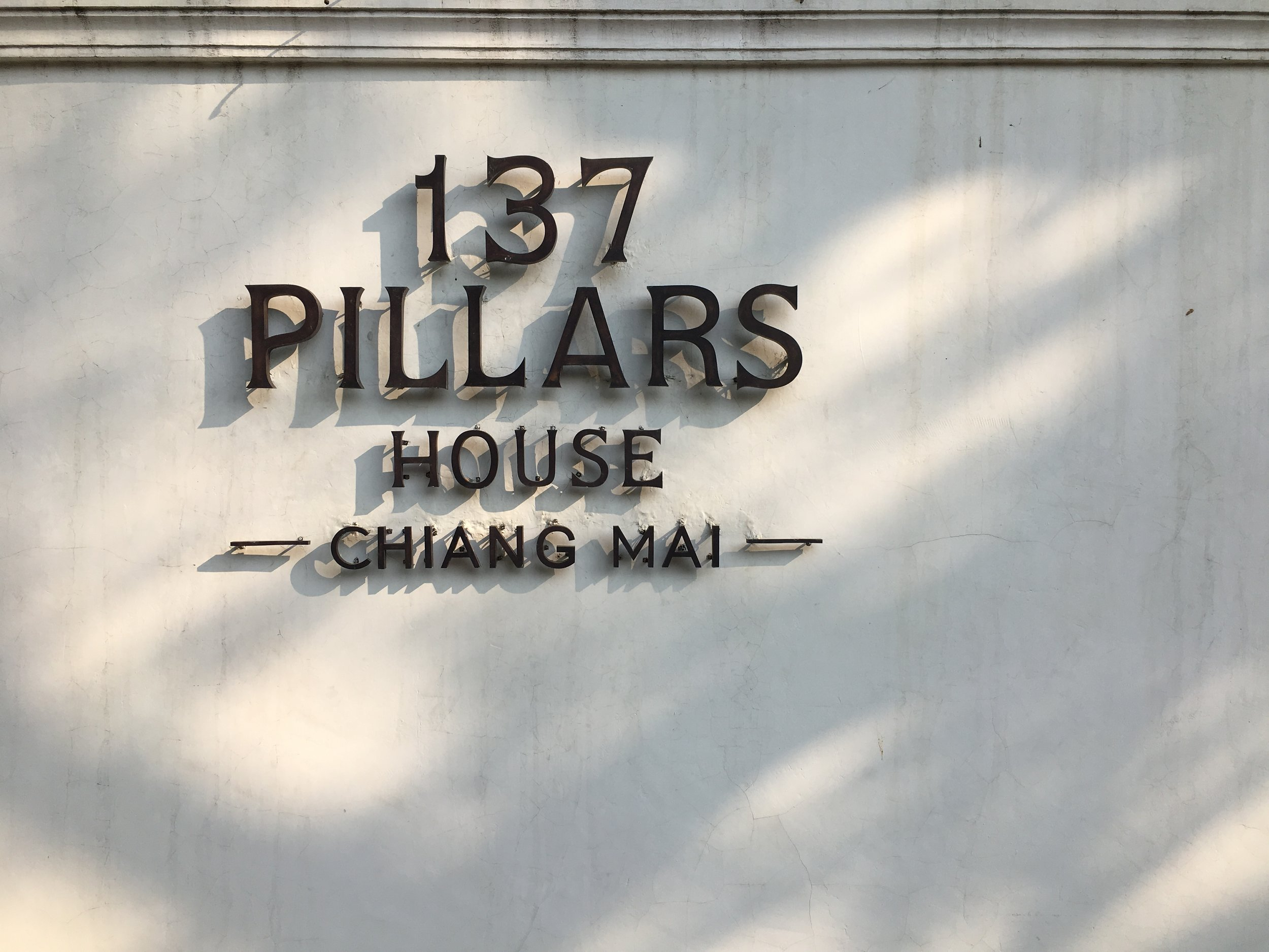 One of the most luxurious hotels in Chiang Mai, 137 PIllars has a rich history