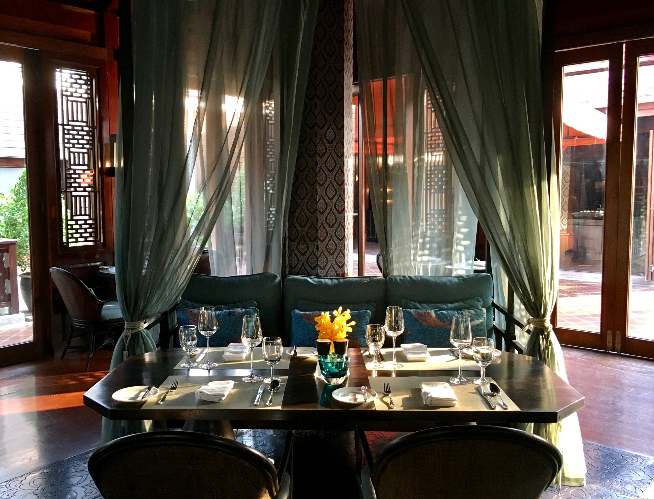 The Dining Room serves up breakfast and Asian dishes