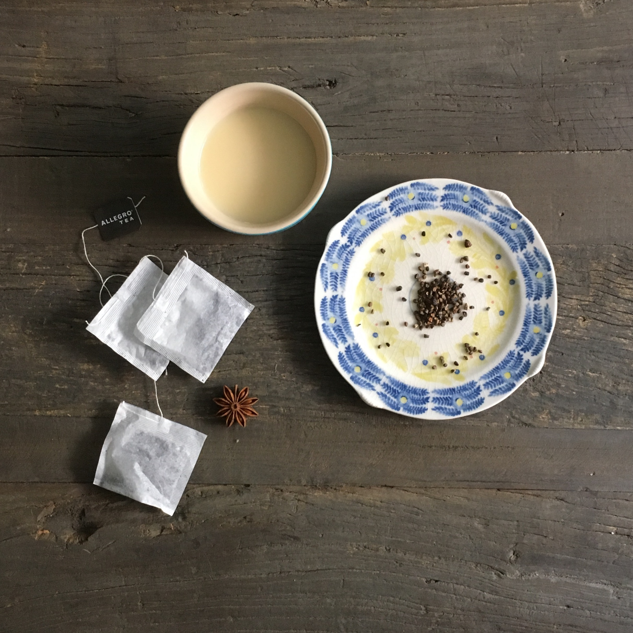 Break out the condensed milk, star anise, cardamom seeds, cloves and ceylon tea for this recipe