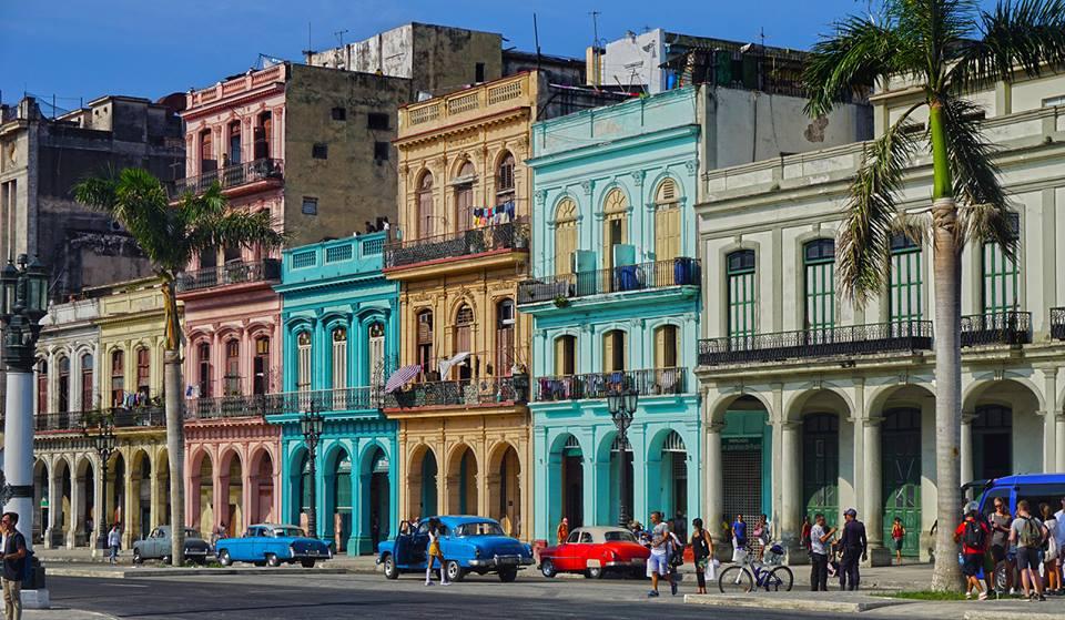 It's hard to take a bad photo in Havana, our friend Joe says