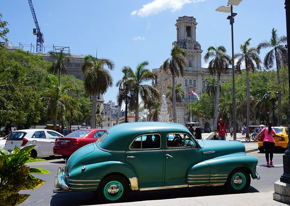 In the squares of Havana — and, heck, pretty much everywhere in the city — you'll hear music and see people dancing
