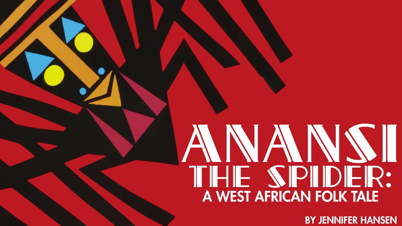 The African trickster Anansi is the star of a well-known children's book
