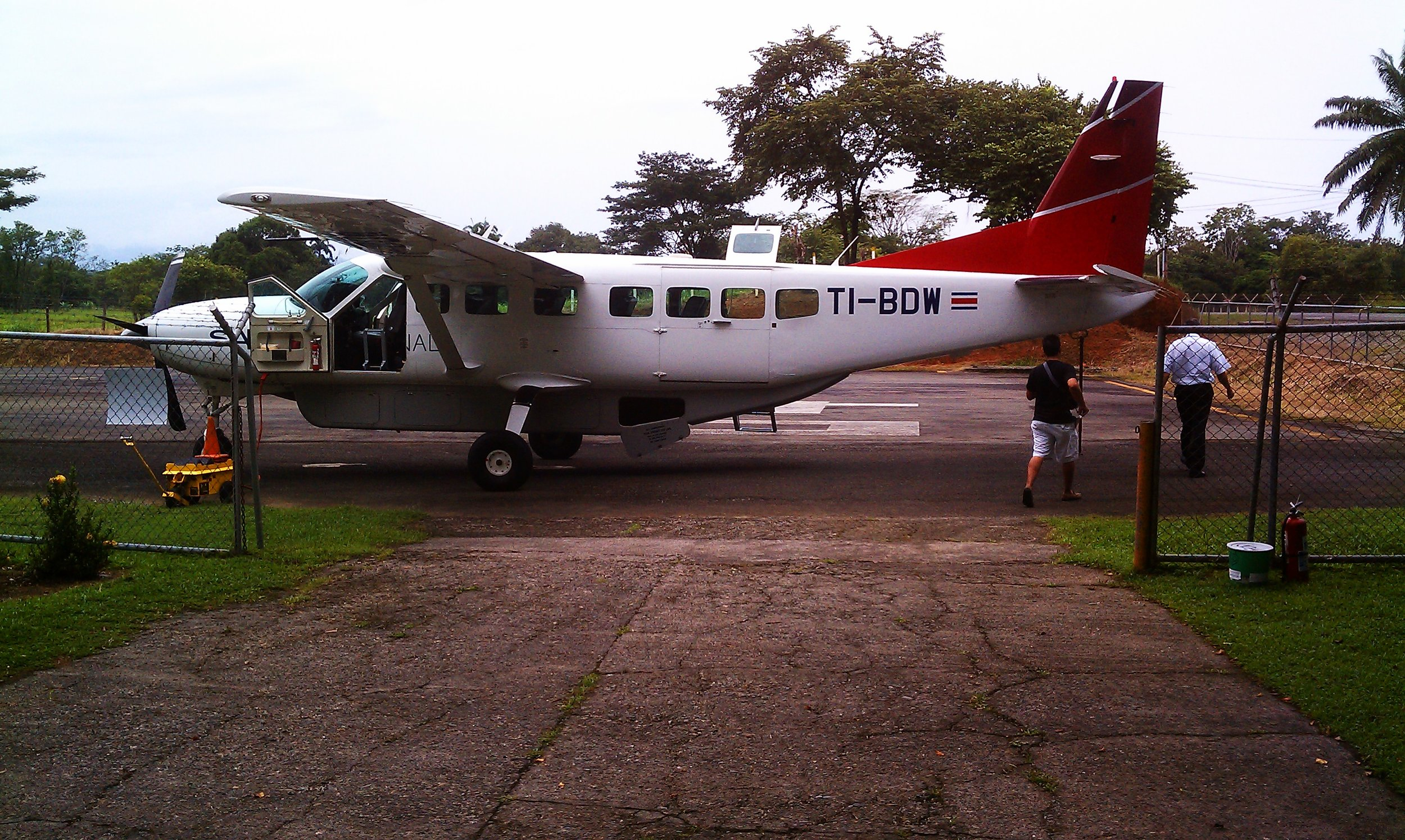 Once in Costa Rica, the best way to get around is by  Sansa Airlines , which is owned and operated out of San Jose, Costa Rica. This will save hours on driving and is rather affordable. For example, you can fly direct from San Jose to Manuel Antonio for $70, and it's a 20-minute flight, as opposed to making the three-hour drive