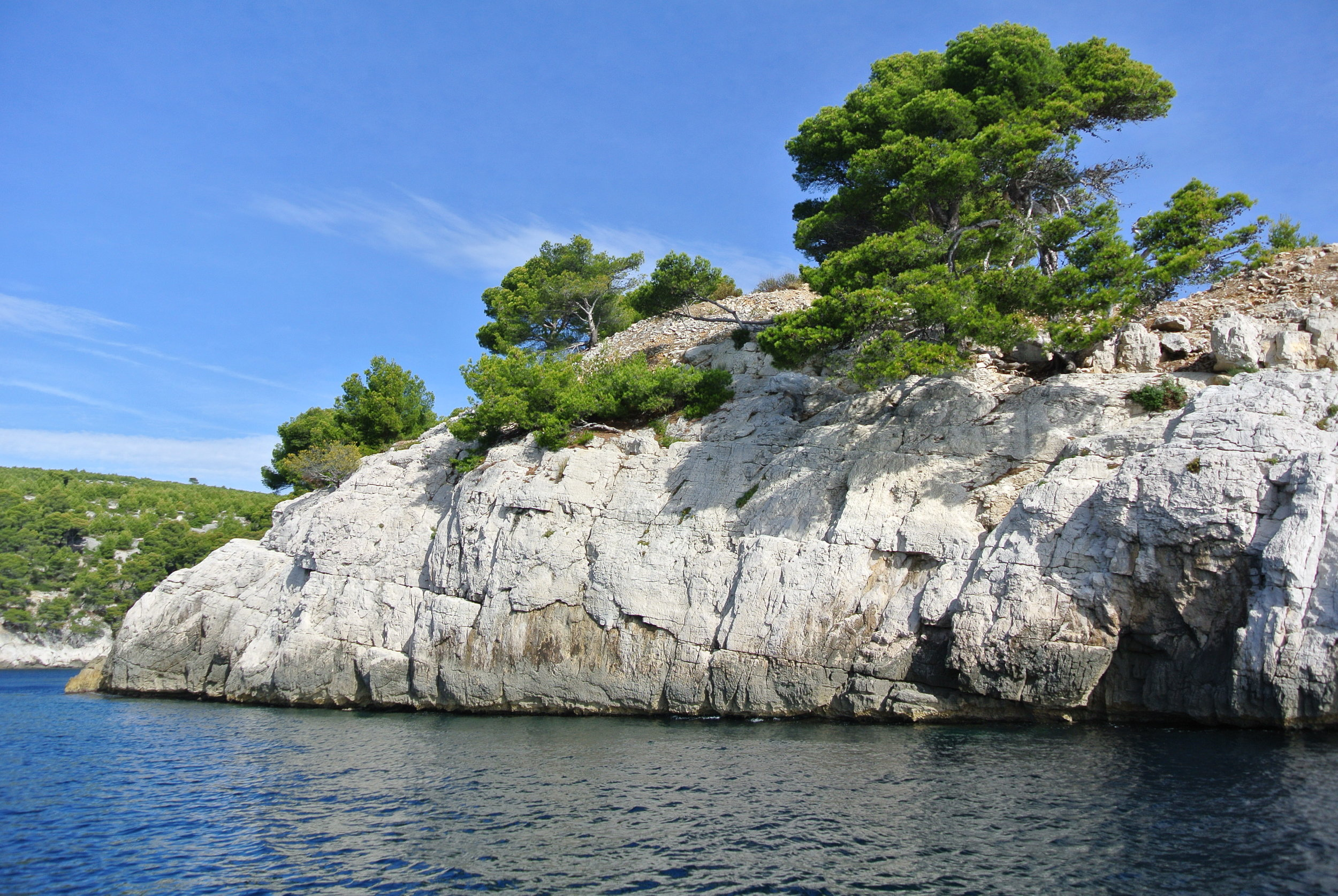 The Gorgeous Calanques Of Cassis The Not So Innocents Abroad