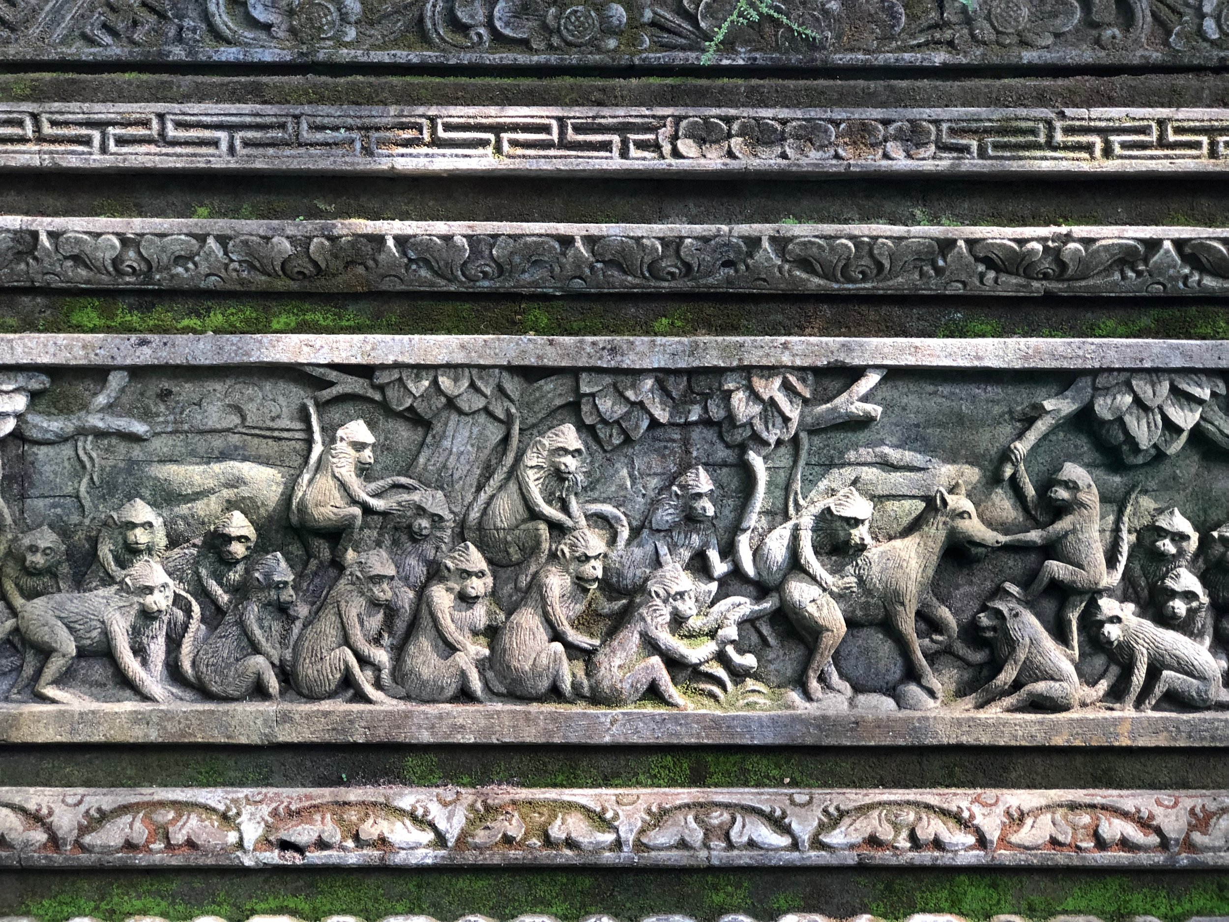 Frieze frame