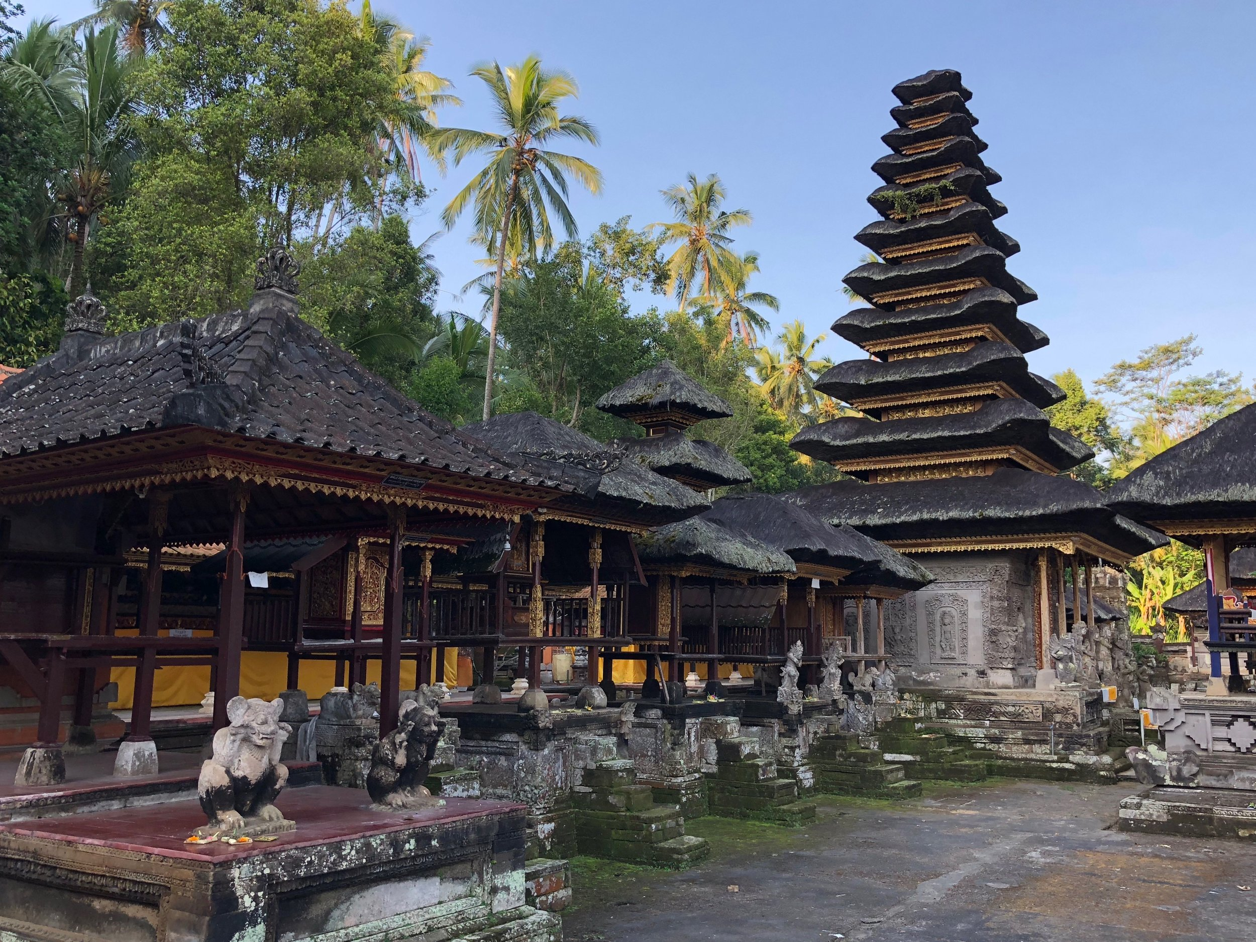 Pura Kehen is dedicated to the Hindu god of fire