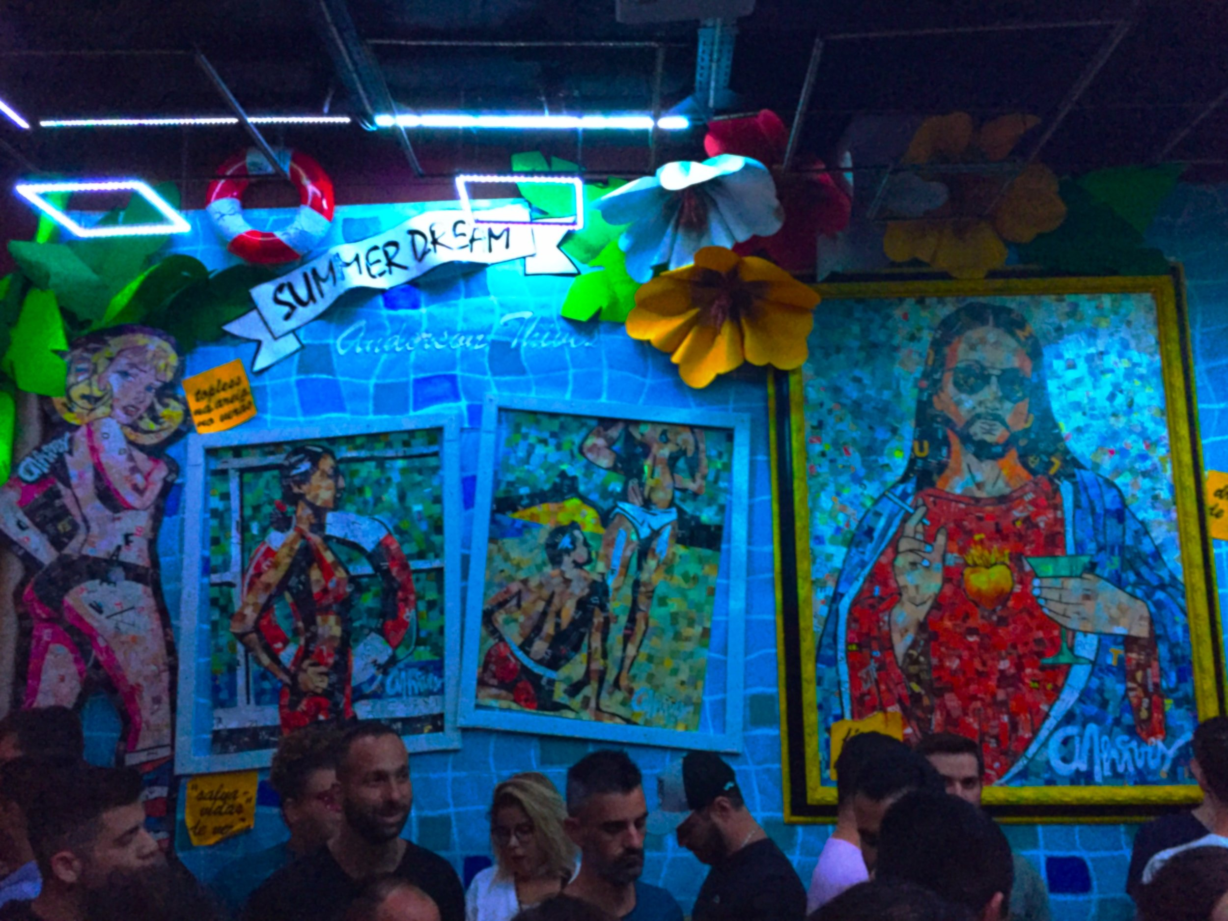 Galeria Café in Rio