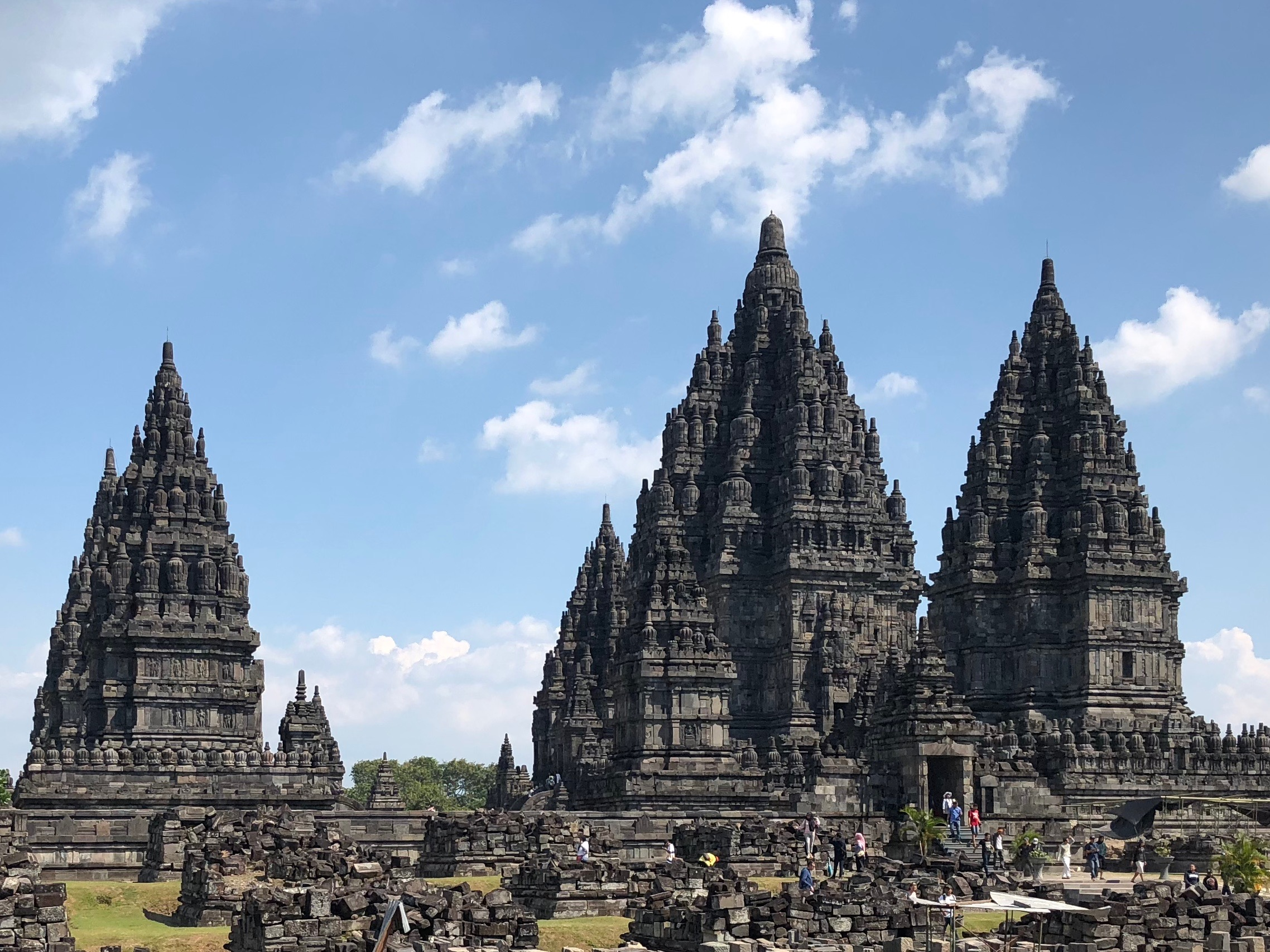 Borobudur gets all the fame, but Prambanan is a must-visit complex on Java as well