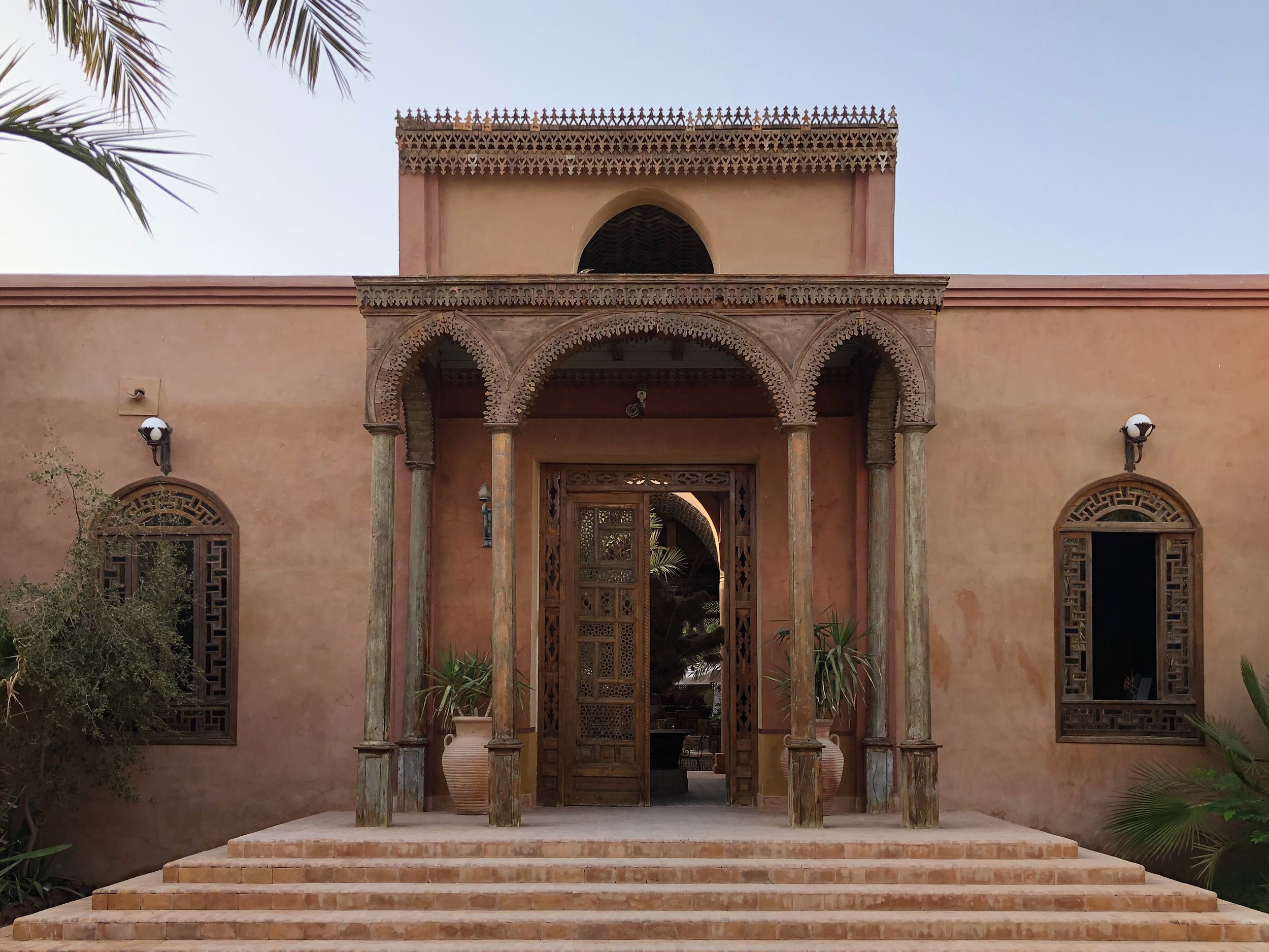 Forget downtown Luxor — we recommend staying at this refuge on the West Bank