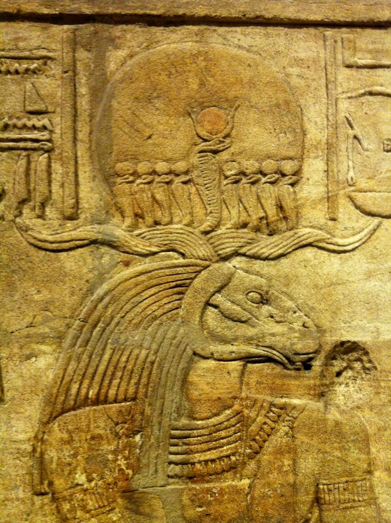 Amun was often depicted as having the head of a ram