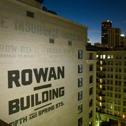 Rowan Building